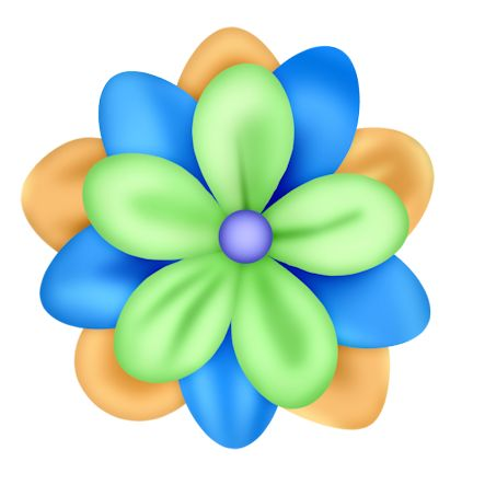 Tiny Flower Clipart