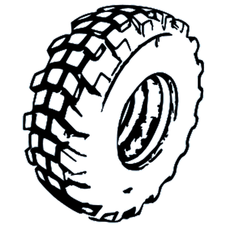 3000x3000 Tires Cliparts