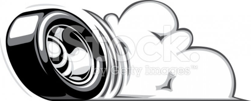 820x331 Tires Clipart Animated