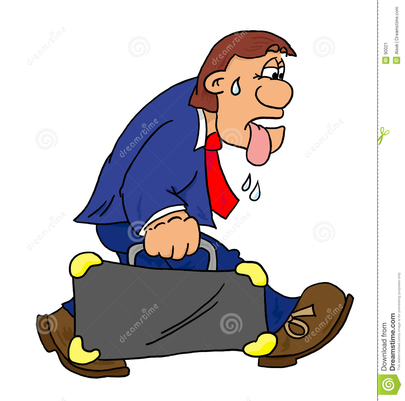 1314x1300 Tired Clipart Tired Person