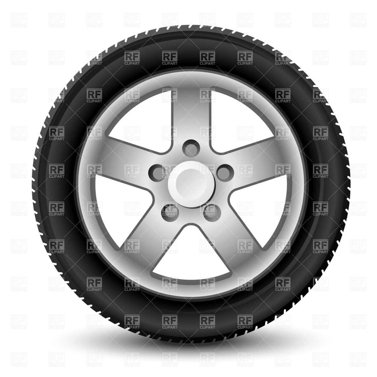 1200x1200 Tire Clipart Free Collection