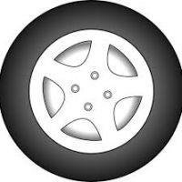 200x200 Tires Clipart