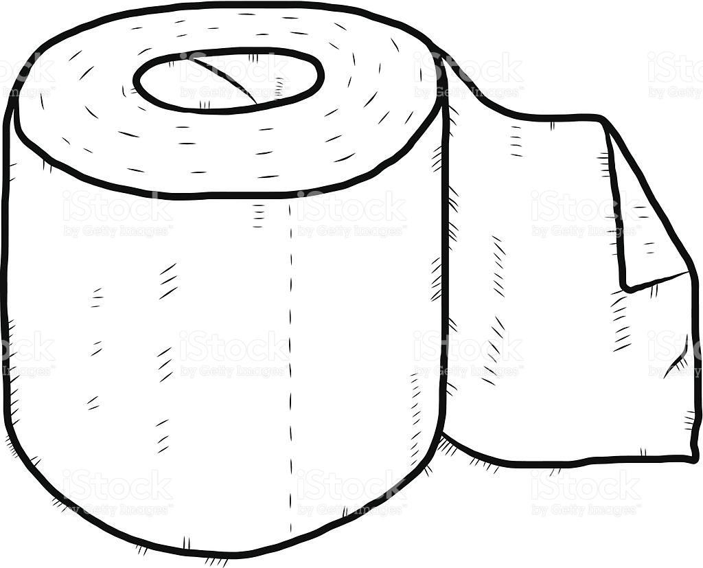 1024x827 Toilet Clipart Tissue Paper