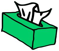 200x173 Tissue Box Teal