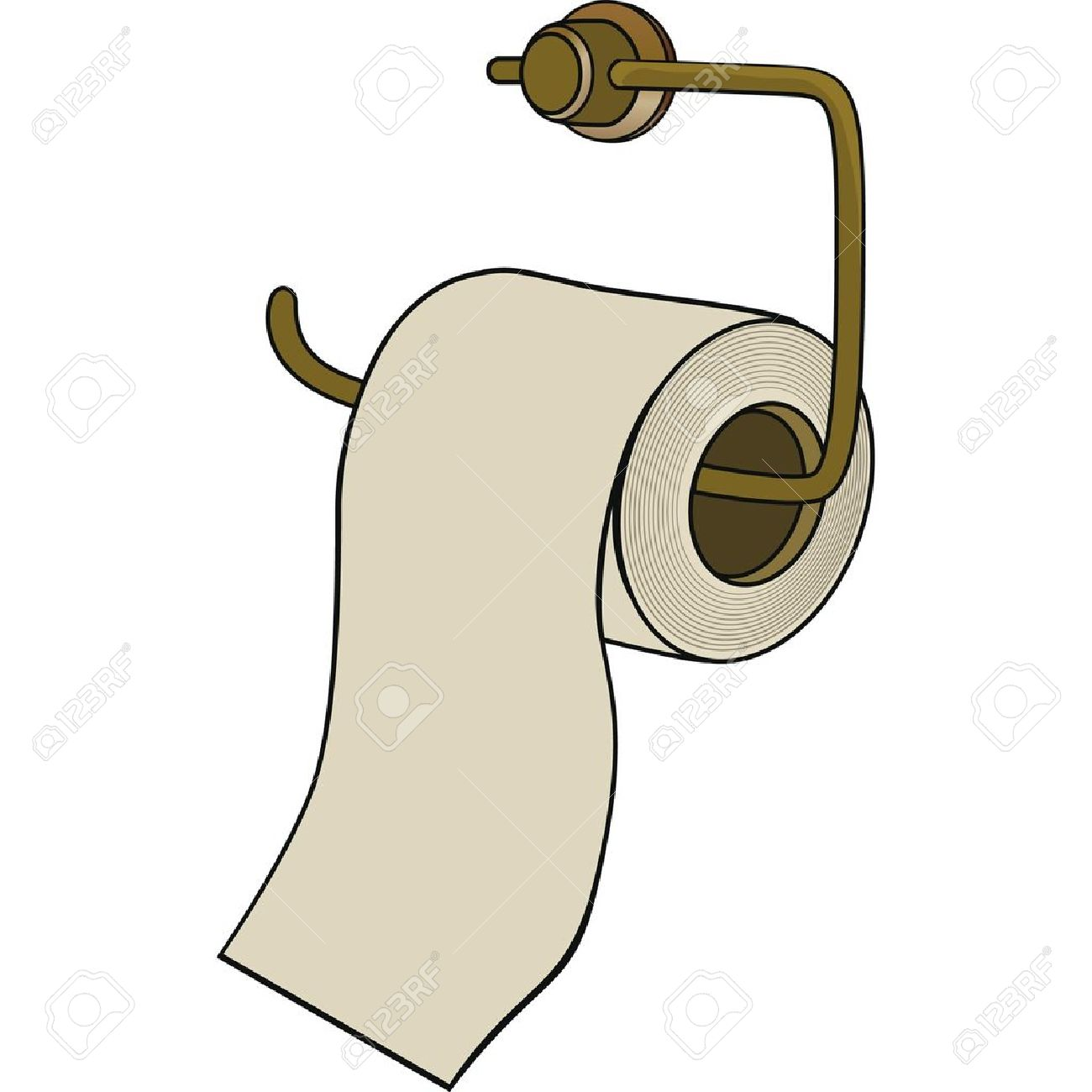 1300x1300 Toilet Clipart Toilet Roll