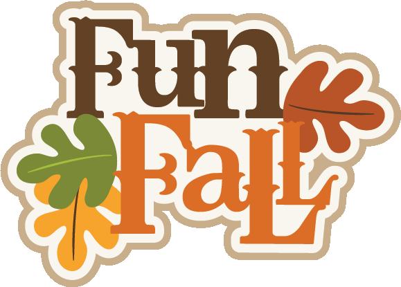 579x415 Fun Fall Clip Art