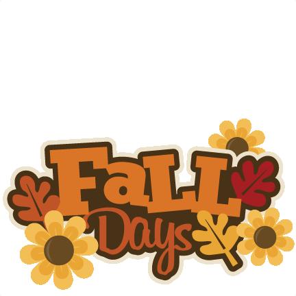 432x432 Fall Birthday Clipart Kid