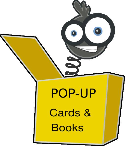 510x597 Pop Up Book Title Clip Art