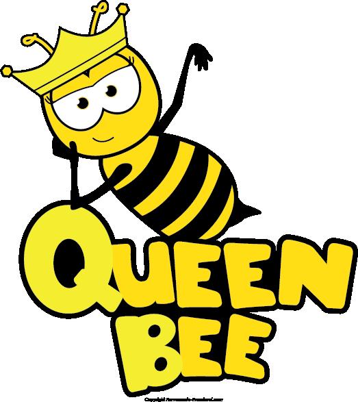 523x587 Queen Bee. Space. Bee Clipart Clipart Panda