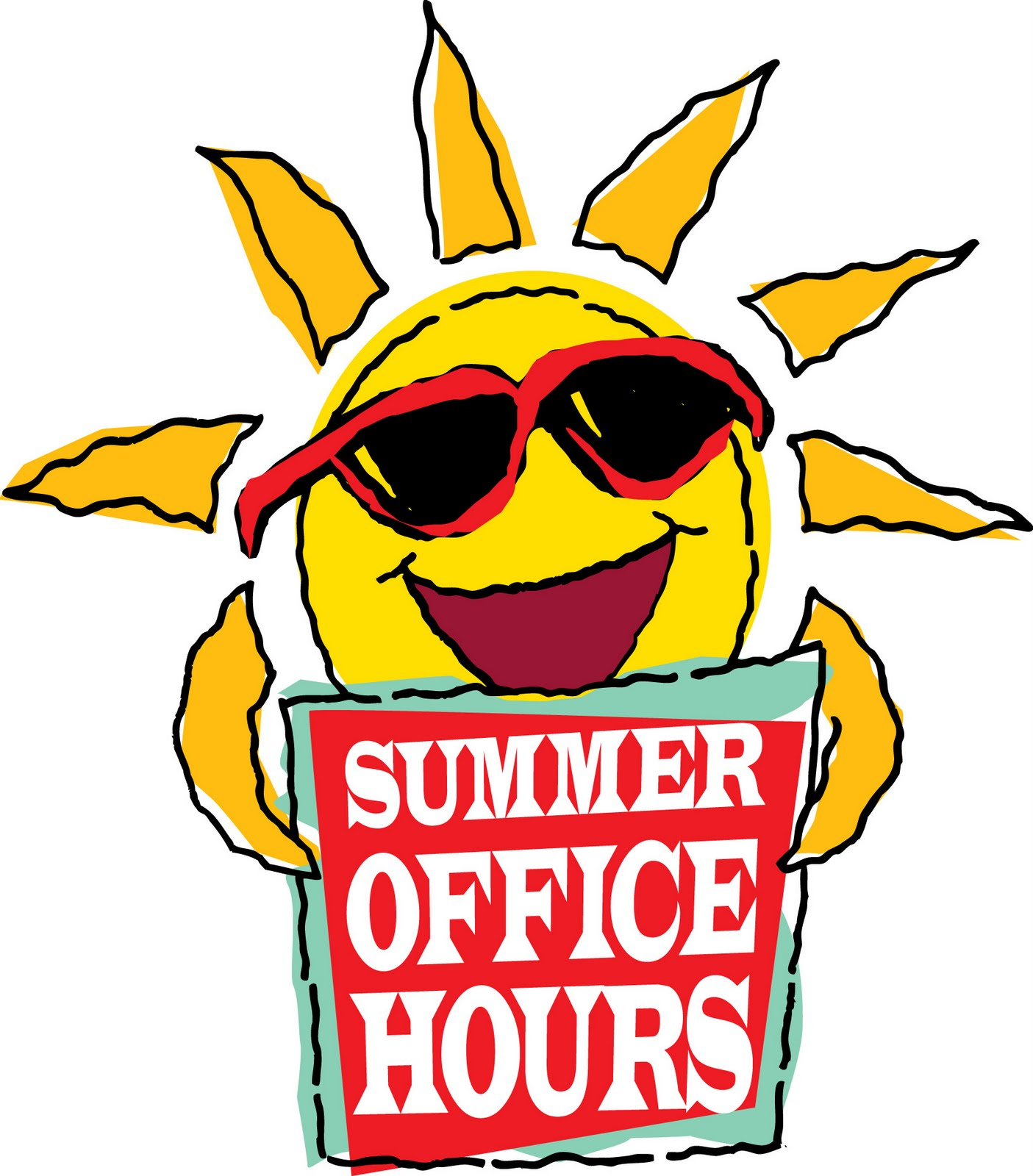 1405x1600 Office Hours Clipart