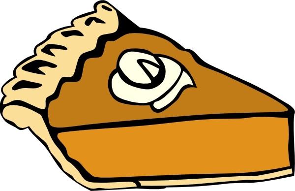 600x388 Pie Clip Art