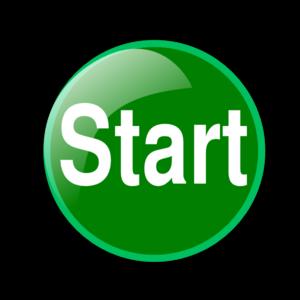 300x300 Start Button Clip Art