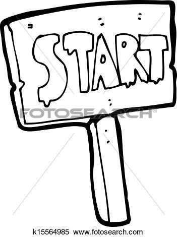 351x470 Start clipart
