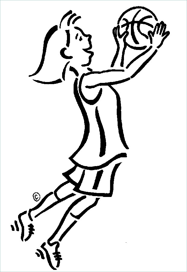620x899 Toddler Girl Basketball Player Clipart, Free Toddler Girl