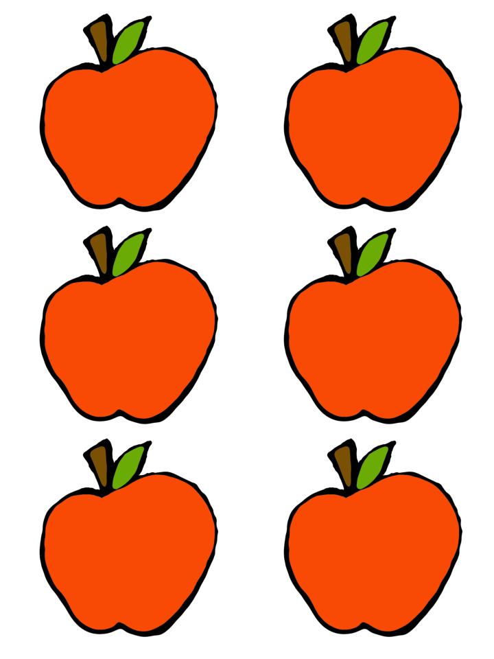 720x960 Apple Clipart Four