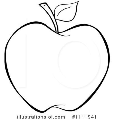 400x420 Free Printable Apple Clip Art