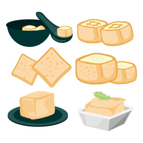 490x490 Free Soy Tofu Icons Vector