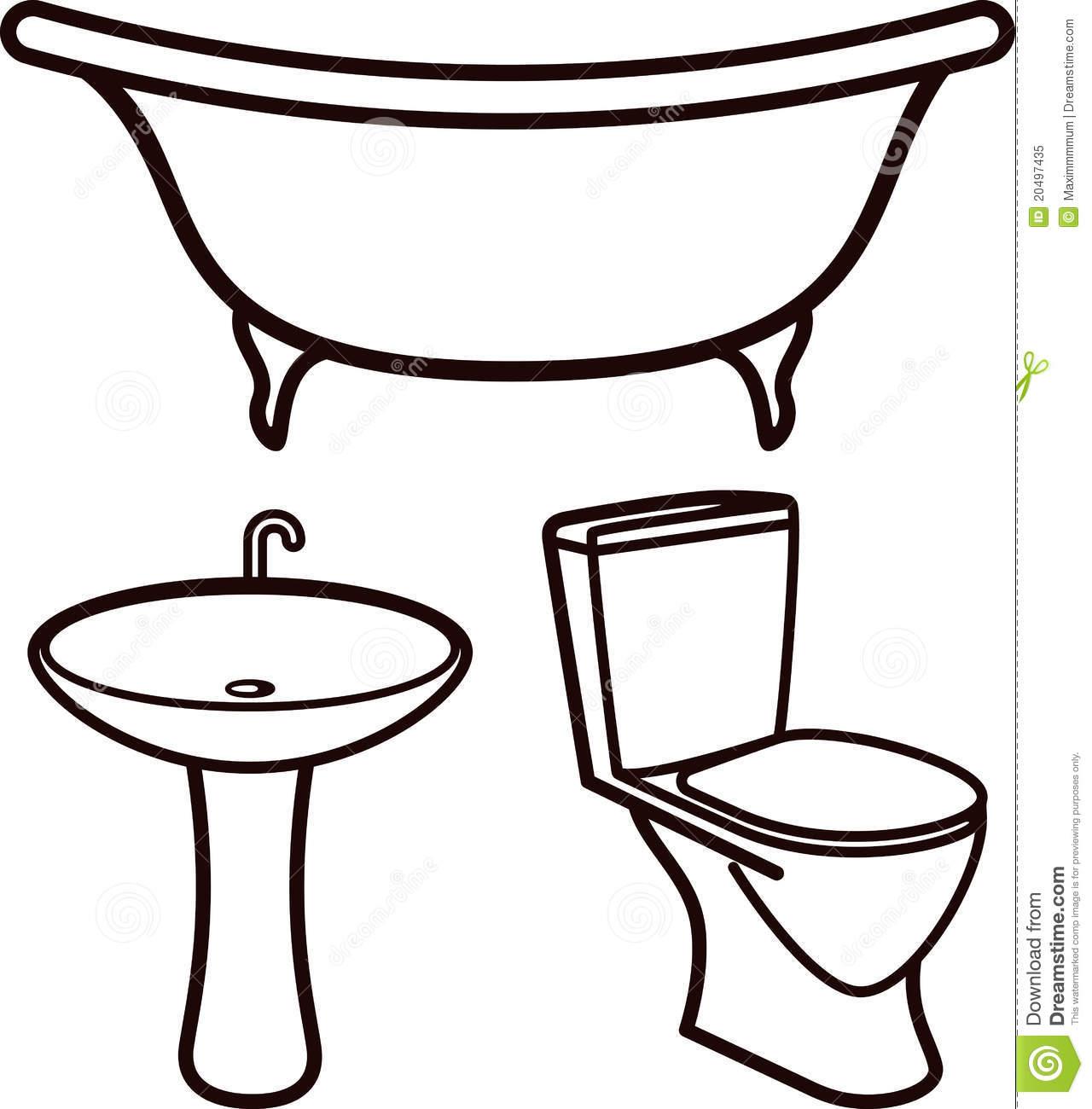 1280x1300 Toilet Clipart Bathroom Sink