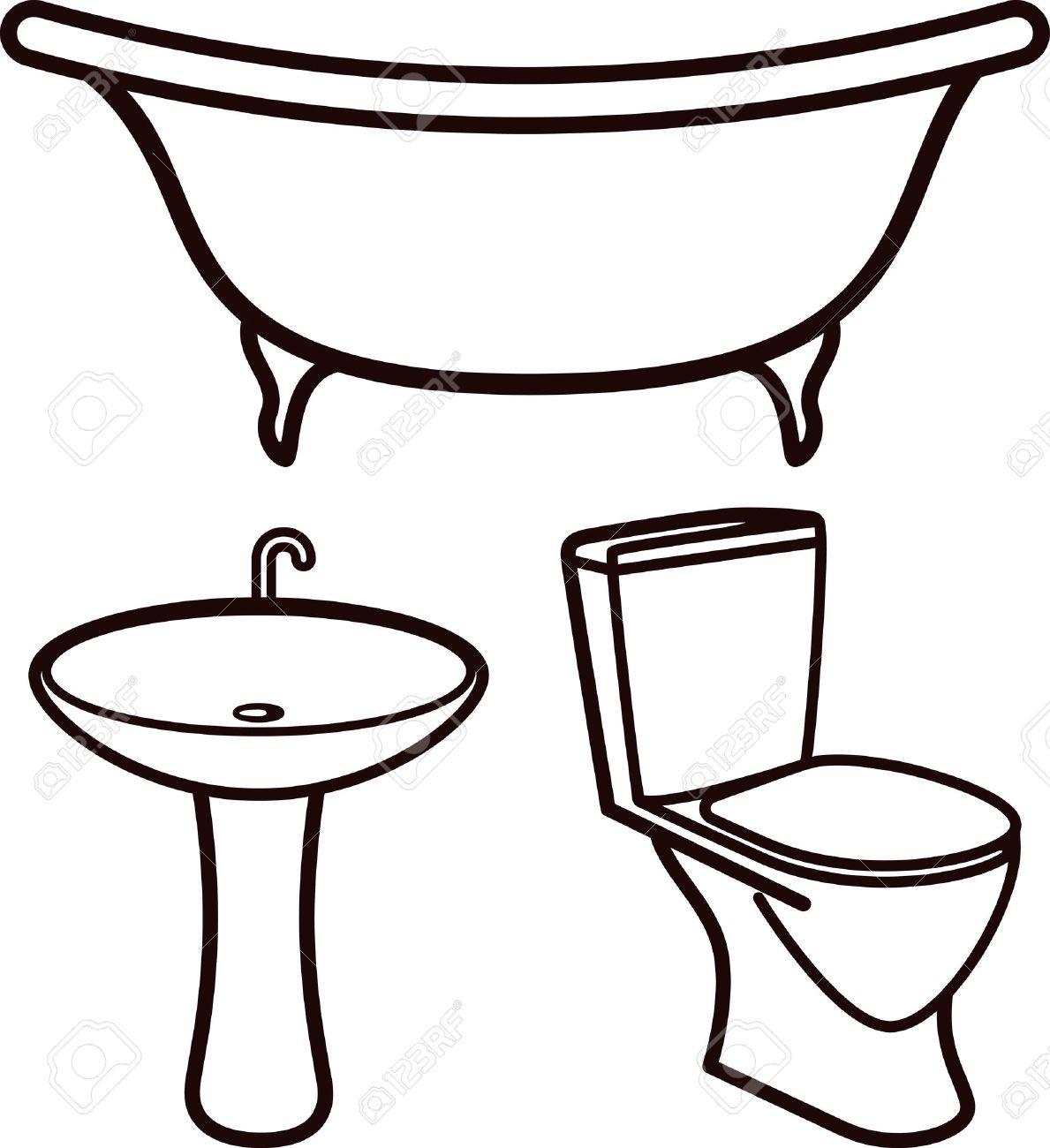 1189x1300 Inspirational Bathroom Sink Clipart Explore Pictures Clip Art