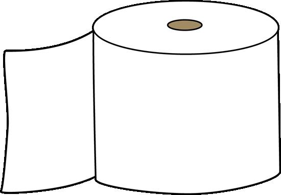 550x382 Toilet Paper Clip Art Clipart Image 6
