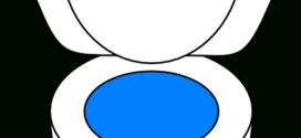 272x125 Toilet Clipart