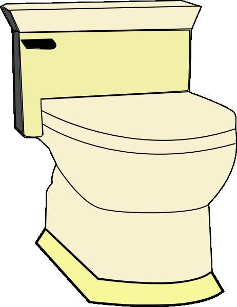 462x599 Cartoon Toilet Clip Art