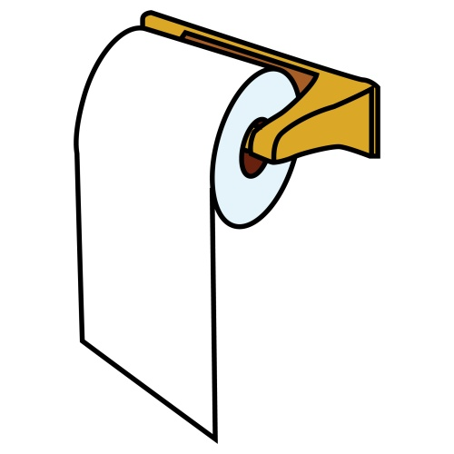 500x500 Toilet Paper Clipart 64 Best Toilet Paper And Kleenex