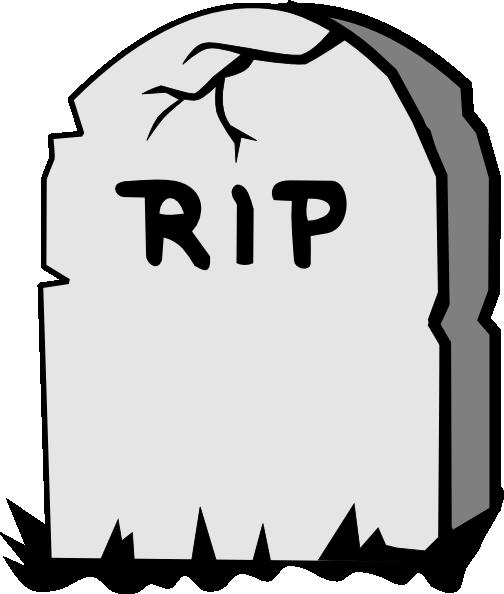 504x594 Rip Gravestone Clip Art