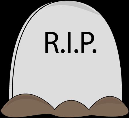 447x410 Grave Clipart Death