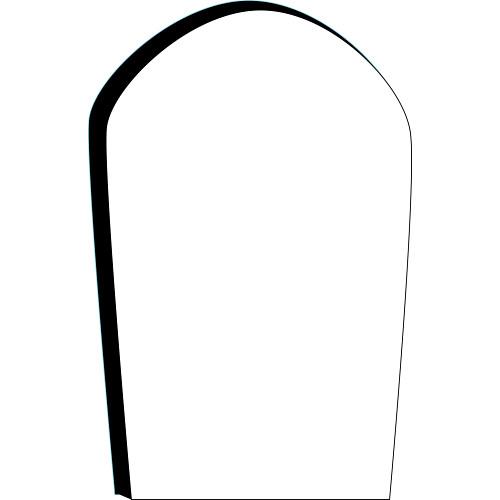 500x500 Gravestone Clipart Blank