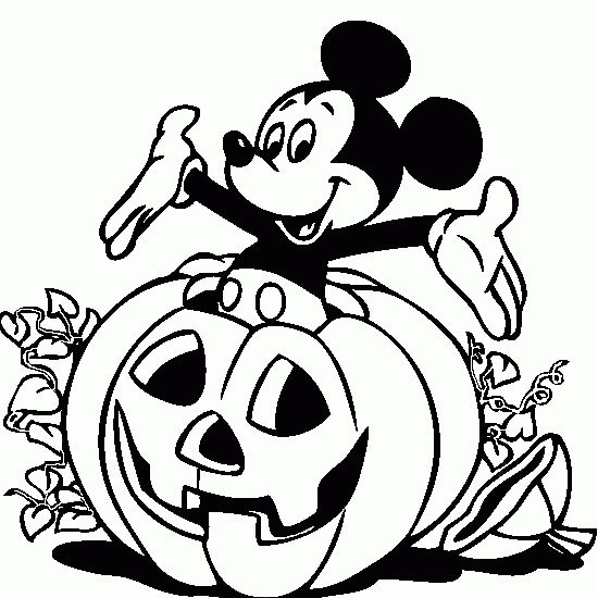 550x550 How To Drawing Pumpkins Halloween And Coloring Pages For Children