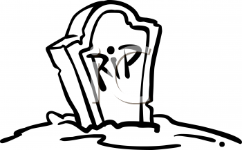 350x217 Tombstone Clipart Animated