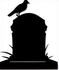 198x234 Free Tombstone Clipart