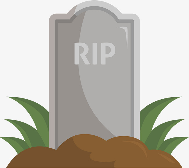 650x577 Gray Tombstone, Vector Png, Tombstone, Grave Png And Vector