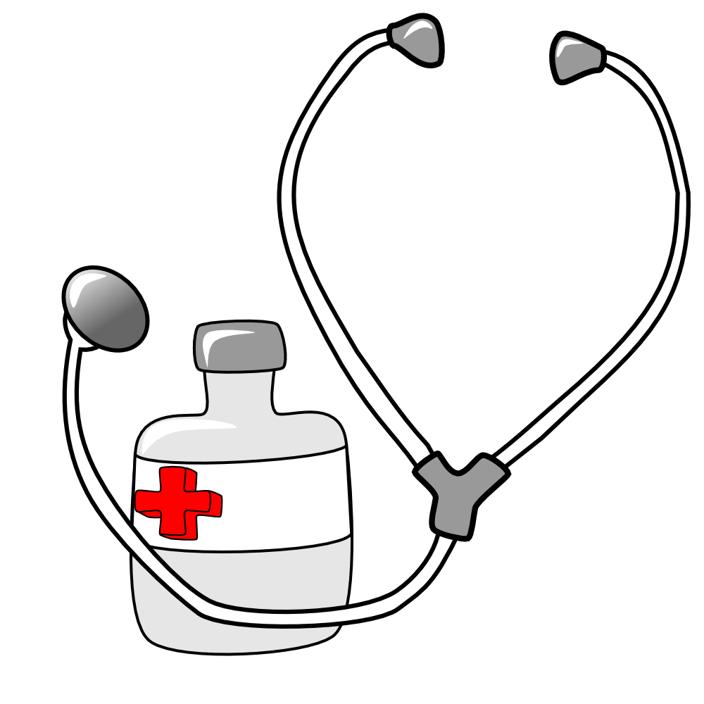 1000x1000 Doctor Tools Clipart Free Images 2
