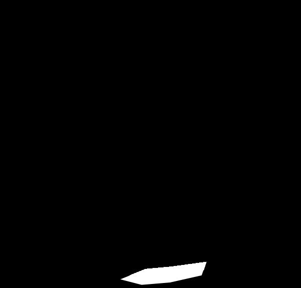 600x574 Science Cliparts Black 255467