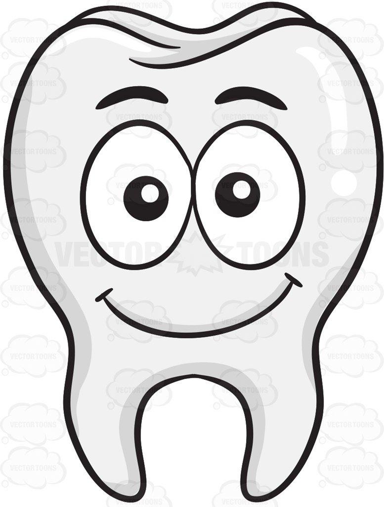 777x1024 Smiling Tooth Clipart Smiling Tooth Clipart