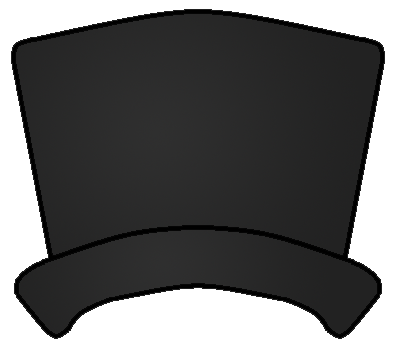 top hat outline free download best top hat outline on clipartmag com