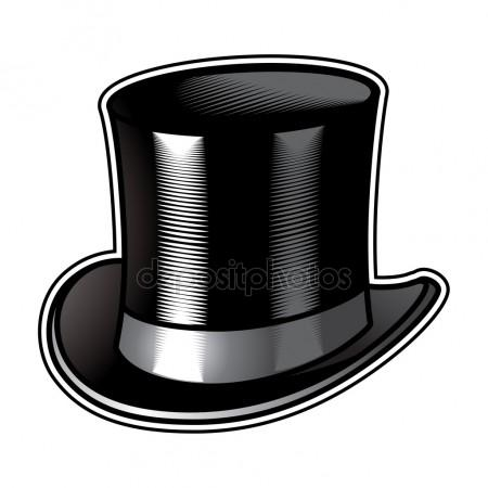 450x450 Top Hat Stock Vectors, Royalty Free Top Hat Illustrations