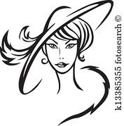 177x179 Ladies Hat Clip Art Illustrations. 5,332 Ladies Hat Clipart Eps
