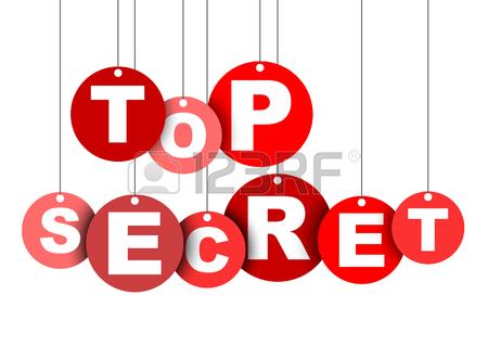 Top Secret Clipart