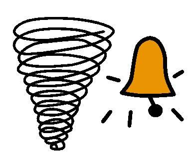 383x327 Coloring Page Tornado Clip Art Sketch