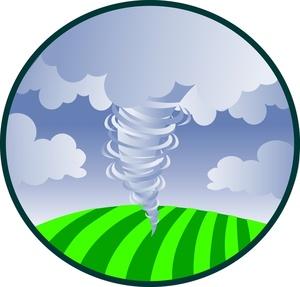 300x287 Tornado Clip Art Free Download Clipart Images 7