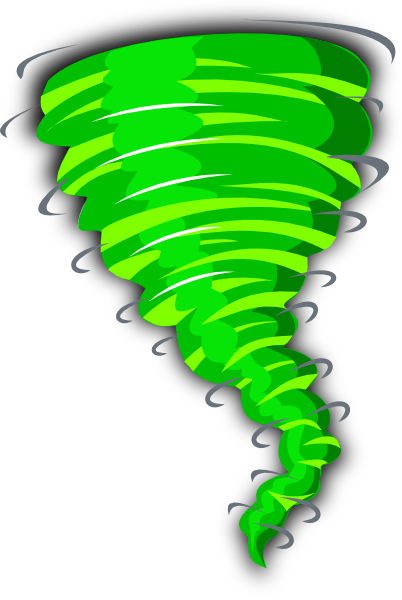 402x600 Tornado clip art the cliparts