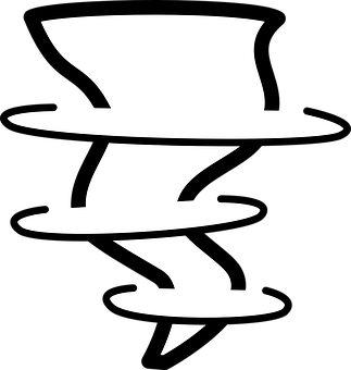 323x340 Tornado clip art free clipart images 5