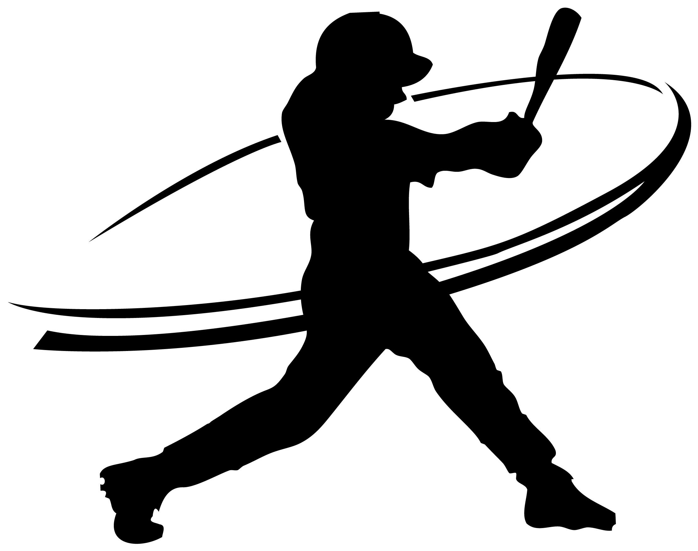 2220x1752 Clip Art Softball Bat And Ball Clipart