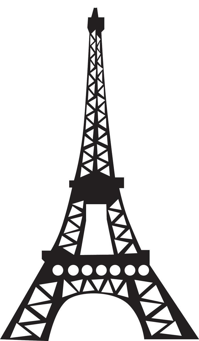696x1194 Eiffel Tower Clipart Free Download Clip Art