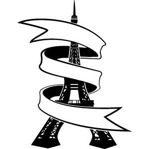 300x300 Eiffel Tower