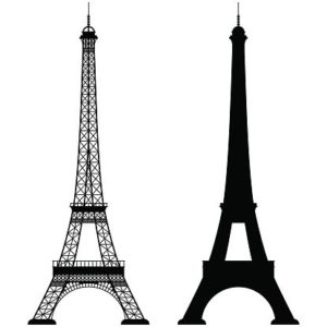 300x300 Cool Clipart Eiffel Tower Eiffel Tower Clip Art Vector Images