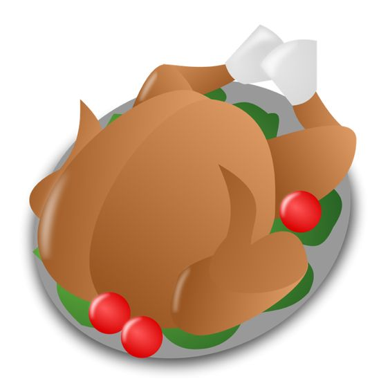 564x564 Holiday Turkey Clip Art Clip Art